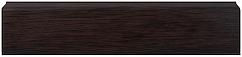 Плинтус Dekor Plast LL018 Панга – Панга пластиковый, напольный, с кабель каналом, плинтус из двух частей