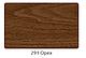 Наличник 291 Орех 70 мм с кабель каналом Идеал,скрытый монтаж, наличник пластиковый полукруглый Ideal, фото 4