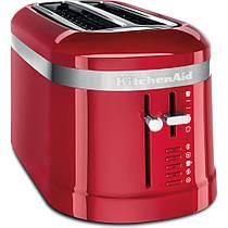 Тостер Kitchenaid Design Collection для 4 тостів 5KMT5115EER червоний