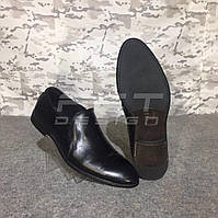 Туфли  кожаные  офицерские
