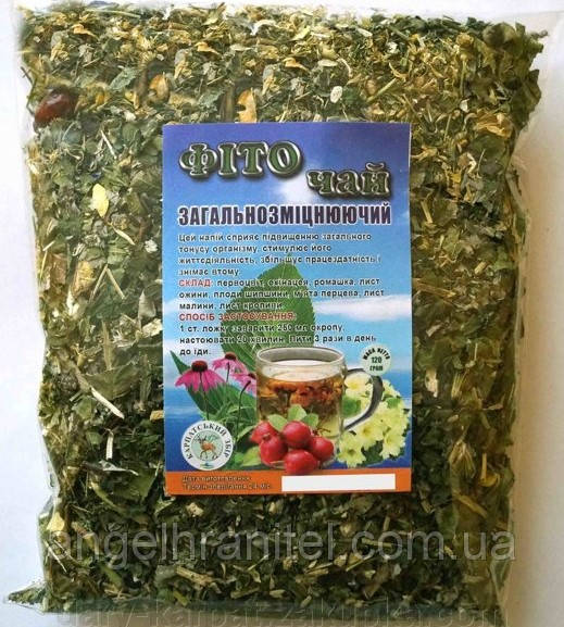 Травяной Общеукрепляющий фитосбор