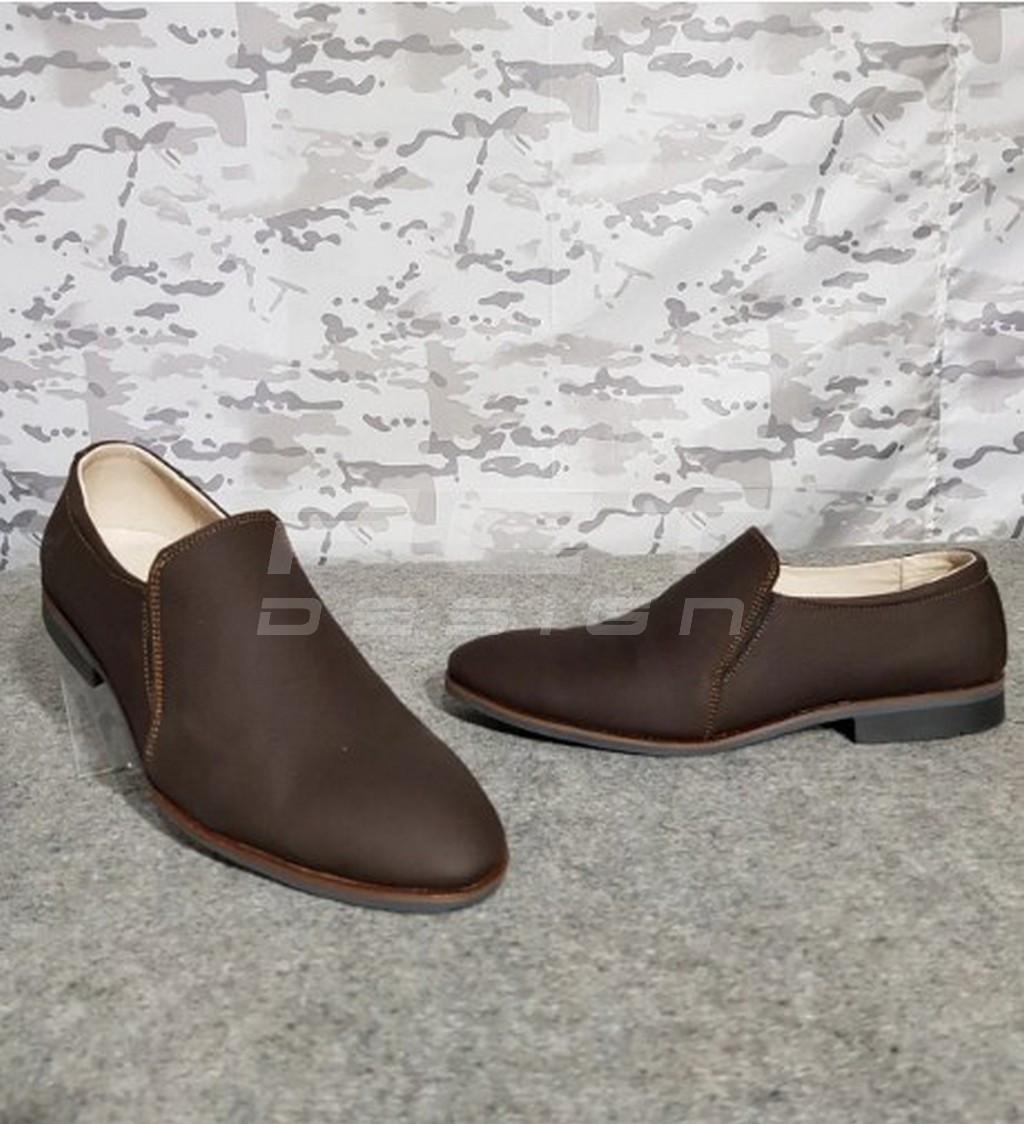 Туфли мужские кожа коричневые