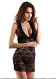 Прозрачное секси-платье, фото 4