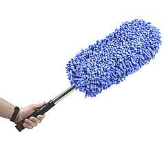 Щетка Lesko 5021 для полировки натирание воском автомобиля машины уборки пятен разводов полироль