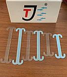 Набір тримачів для масок, РЕТ т. 0,7-1 мм, 6 шт., фото 7