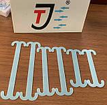 Набір тримачів для масок, РЕТ т. 0,7-1 мм, 6 шт., фото 8