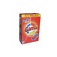 Порошок стиральный 3 в1 Gama Vizir Германия 3,25 кг