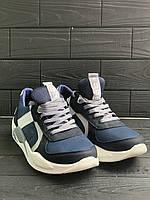 Кроссовки мужские кожаные Splinter , Синие