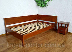 """Односпальная кровать из массива дерева """"Шанталь"""" (80/90 х 190/200) от производителя, фото 3"""