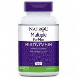 Natrol Multiple for Men Multivitamin 90 таблеток