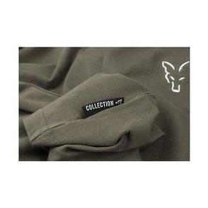Фирменная футболка Fox collection Green / Silver T-shirt L, фото 2