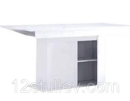 Стіл обідній Розсувний Трансформер 1500х900 з дверцятами Рома