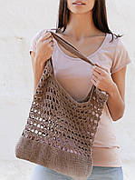 Перевод описания вязания эко-сумки, фото 1