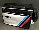 Оригінальна сумка-термос BMW M Motorsport Cool Bag, White/Black (80222463074), фото 2