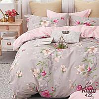 Комплект постельного белья сатин 422 ТМ Viluta