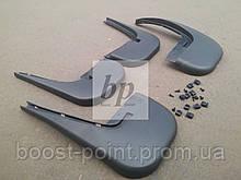 Брызговики (под оригинал) Mercedes-benz vito (w639) (мерседес-бенц вито) 2004г-2010г