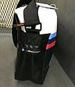 Городская сумка BMW M Motorsport Messenger Bag, Black/White (80222461144), фото 6