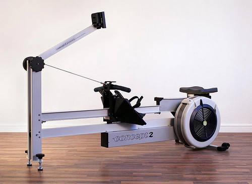 Гребной тренажер Concept2 Dynamic, фото 2