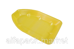 Підкладка TR 119 (під курку), 225*160*33 (300 шт в упаковці) 040000229