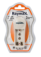 Зарядное устройство Raymax RM-116 (для зарядки АА / ААА / krona 9V батарей), фото 1