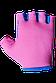 Фітнес рукавички PowerPlay 3418 жіночі Розові XS, фото 2