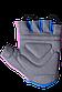 Фітнес рукавички PowerPlay 3418 жіночі Розові XS, фото 3