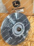 Термомуфта RE164619 John Deere Viscous Fan Drive запчасти вискомуфта re164619, фото 10