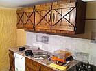 Рамочные фасады из массива дерева под заказ из ольхи, фото 5