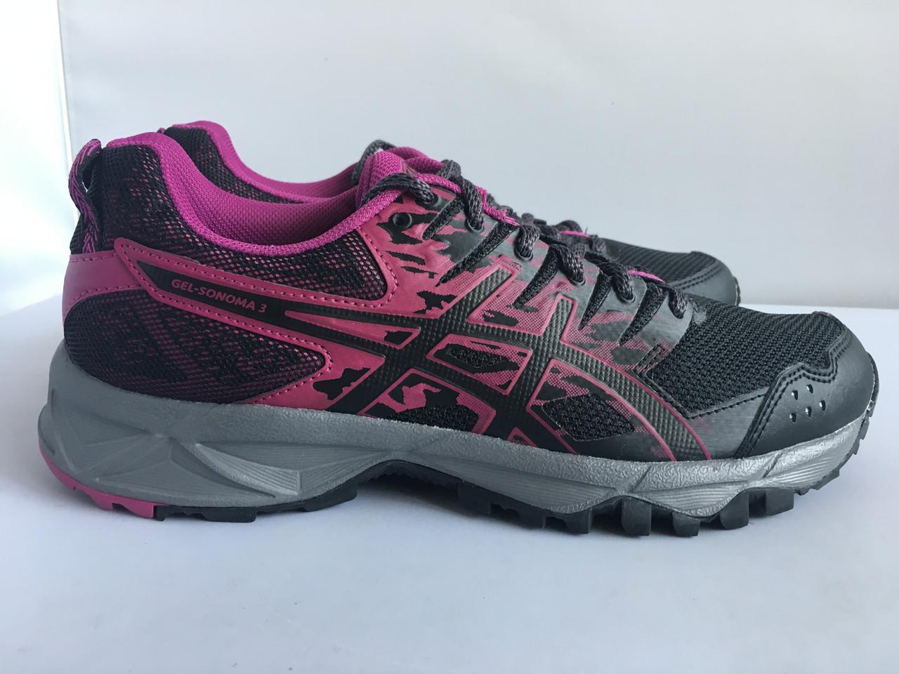 Женские кроссовки ASICS Gel-Sonoma 3, 38 размер
