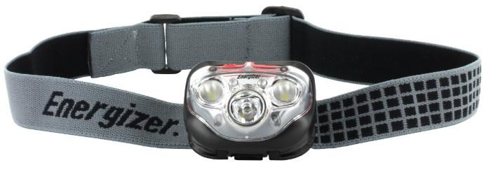 Налобный фонарик Energizer VISION hd+ LED 300 люменов фонарь