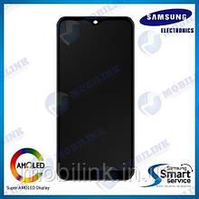 Дисплей на Samsung A01 Galaxy A015 Чёрный(Black),GH81-18209A ,оригинал!