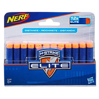 Nerf Набор стрел (патронов) Elite 12 шт. (Уценка), A0350-bt