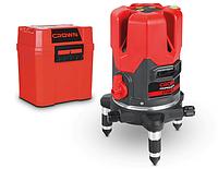 Лазерний нівелір Crown CT44023 BMC