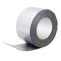 Бутиловая лента фольгированная 3м - 75 мм (Арсенал Д)