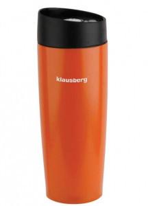 Термокружка Klausberg KB-7148 380мл Оранжовий