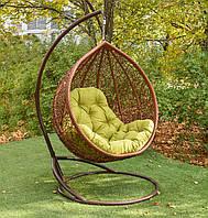 Подвесное кресло Веста каштан
