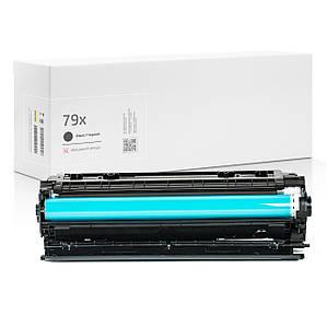 Сумісний Картридж HP 79X (CF279X), чорний, 3.000 копій, аналог від Gravitone (GTH-CRG-CF279X-BK)