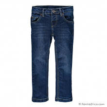 Демисезонные детские джинсы для мальчика BRUMS Италия 000BFBF001 синий