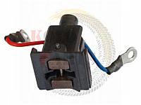 Щеточный узел генератора Ford Transit Connect / Mondeo c 2000г ( Щеткодержатель генератора) Форд Коннект щетки