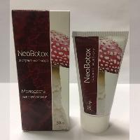 Омолаживающая маска-крем для лица NeoBotox с экстрактом Мухомора, крем с мухомором, ботокс с грибом