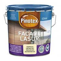 Эластичная лазурь для дерева 10 л  Pinotex Facade Lasur