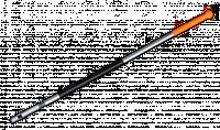 Черенок металлический TQ, TQ-TS1 BRADAS POLAND