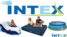 INTEX и надувные изделия