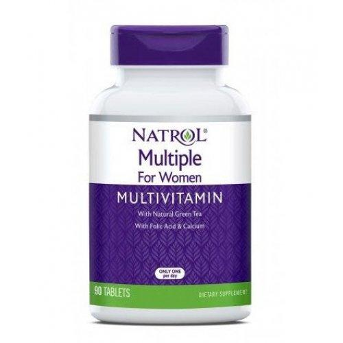 Natrol Multiple for Women Multivitamin 90 таблеток
