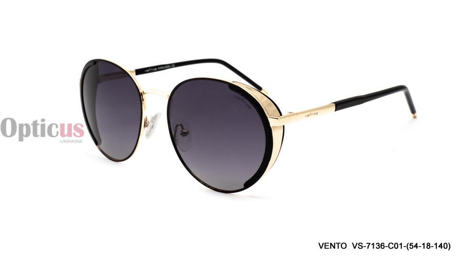 Окуляри сонцезахисні VENTO VS7136 C01