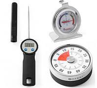 Термометры и таймеры