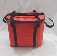Сумка холодильник (термо сумка) 18 литров оранжевая Fishmaster