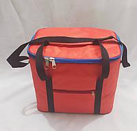Сумка холодильник (термо сумка) 30 литров оранжевая Fishmaster