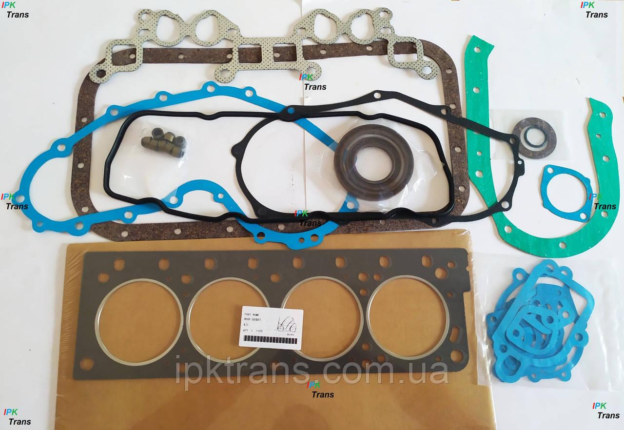 Комплект прокладок двигателя NISSAN K15 Асбест