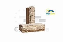 Кирпич облицовочный скала тычковой 220х57х65мм